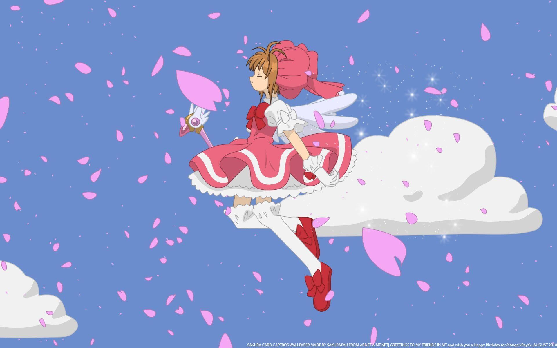 Sakura Card Captors (Foto: Reprodução/ Pinterest)
