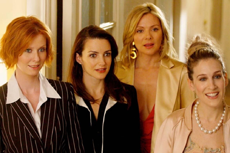 Sex And The City - Essa série de muito sucesso gira em torno de um grupo de mulheres que precisam enfrentar alguns dilemas (Foto: Divulgação)