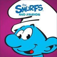 Os Smurfs (Foto: Reprodução/ Pinterest)