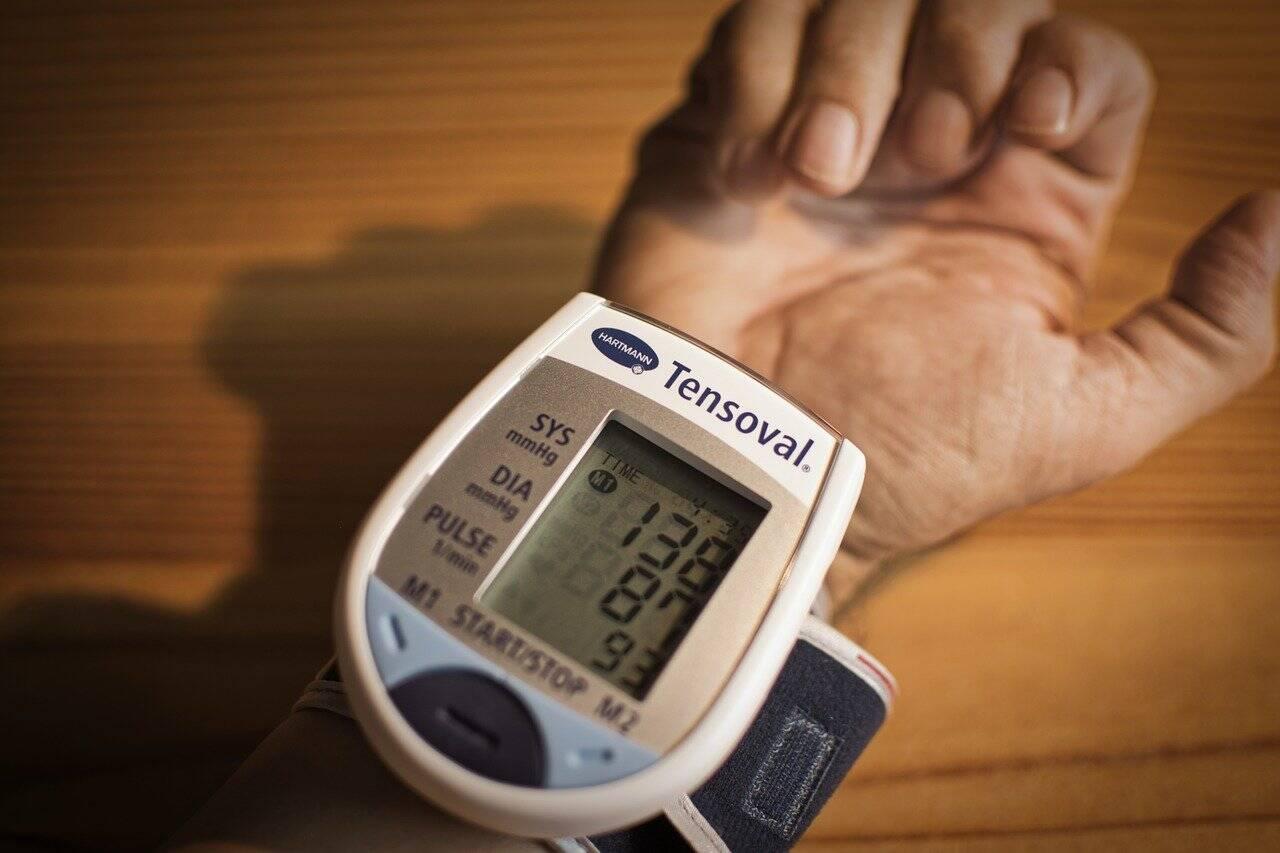 A alta pressão arterial, mais conhecida como hipertensão, é considerada doença crônica pelo Ministério da Saúde (Foto: Pixabay)