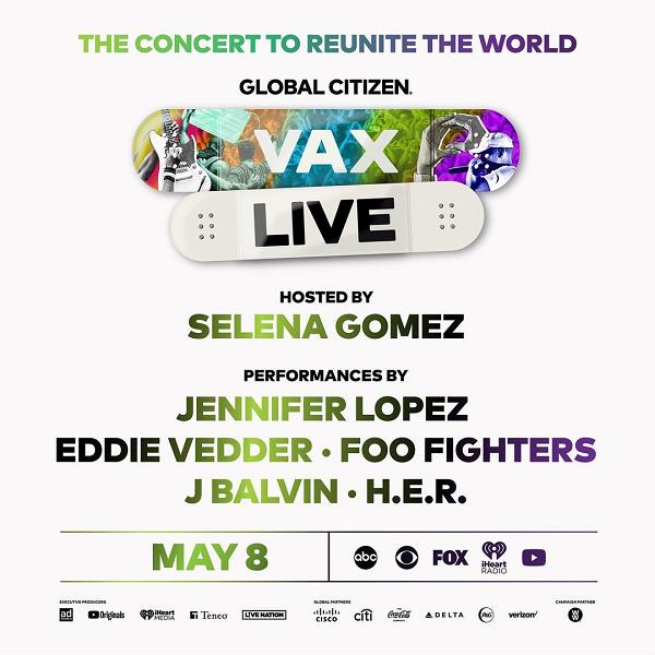 O evento será transmitido pelo YouTube no dia 8 de maio. (Foto: Reprodução/ Instagram)