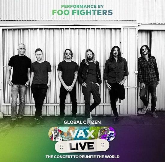 Foo Fighters (Foto: Reprodução/ Instagram)
