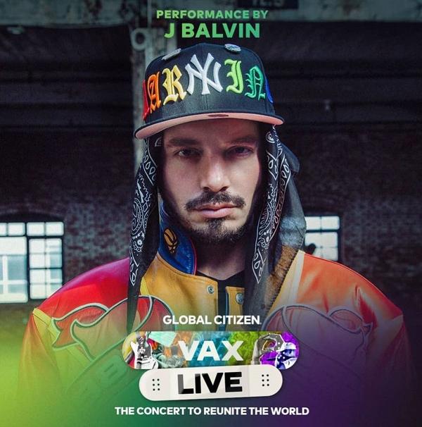 J Balvin (Foto: Reprodução/ Instagram)