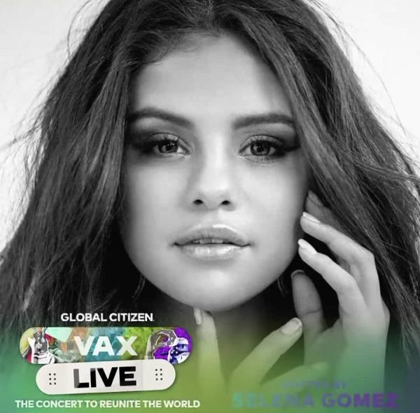 Selena Gomez será a apresentadora da