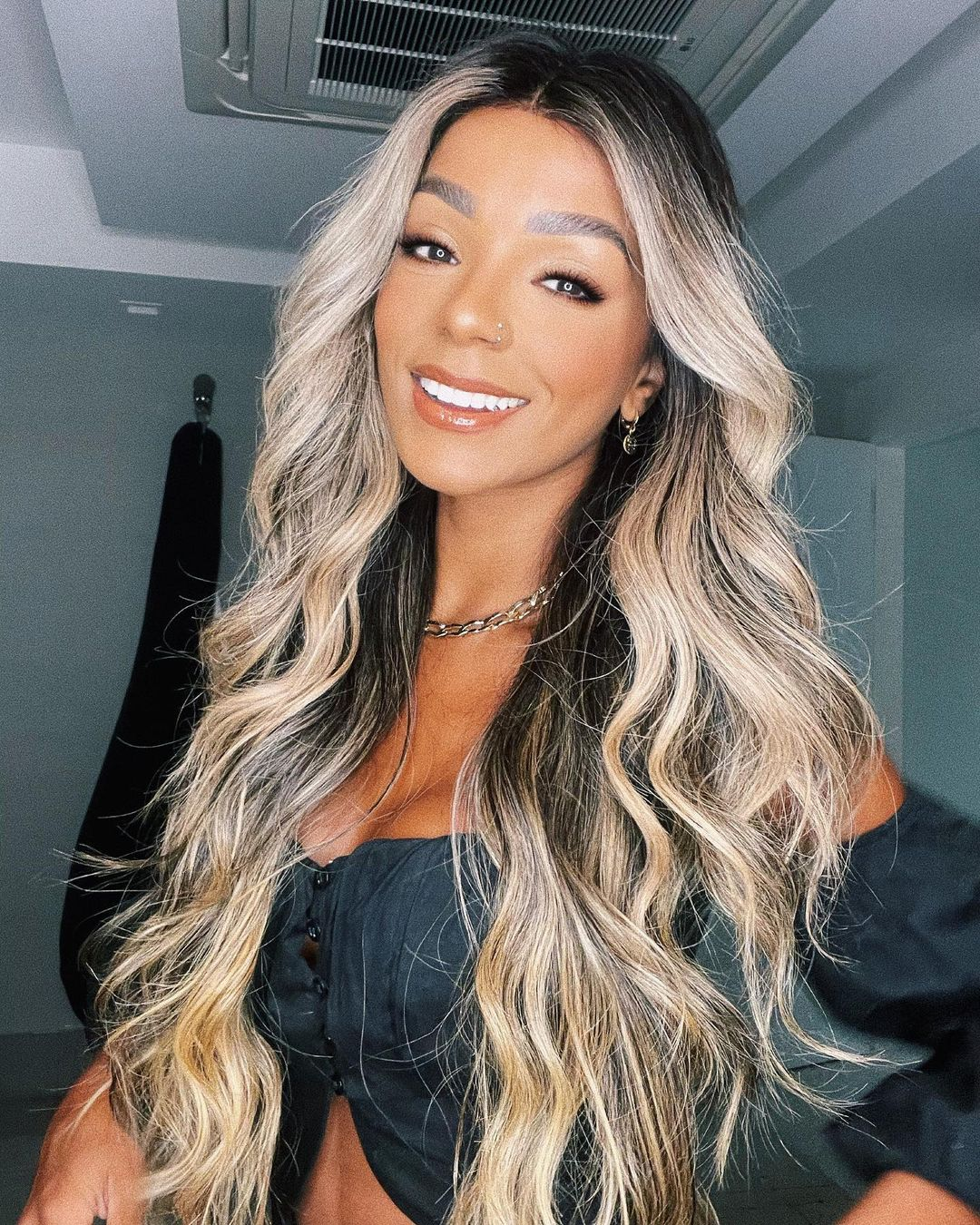 Brunna Gonçalves é modelo e dançarina (Foto: Instagram @brunnagoncalves)