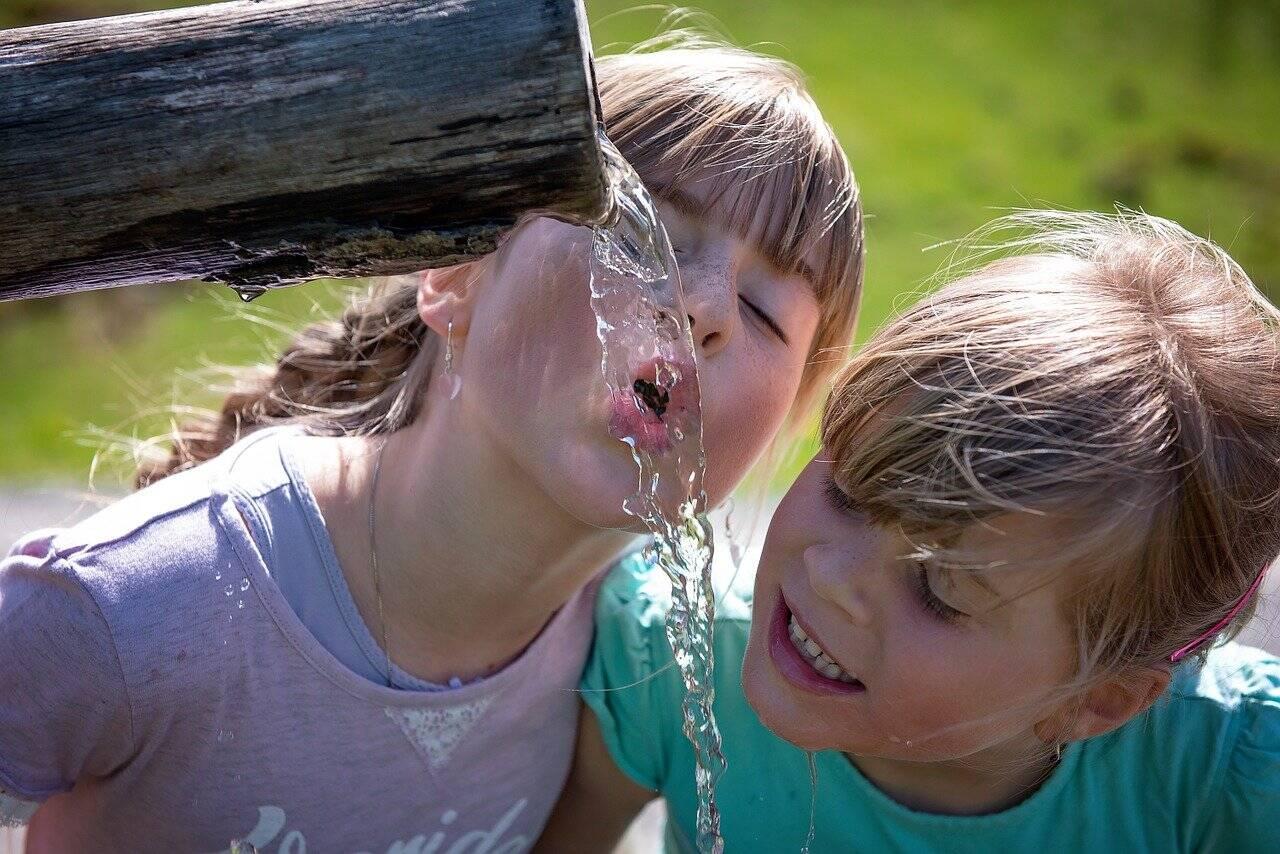 Beba bastante água (Foto: Pixabay)
