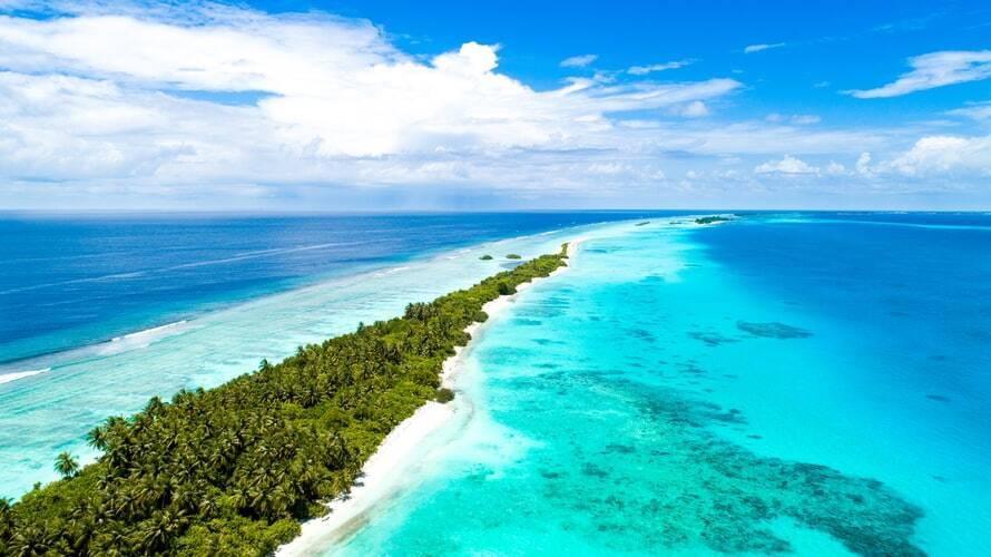 As Ilhas Maldivas oferecerão vacinas contra o Coronavírus para estimular a visitação no arquipélago. (Foto: Unsplash)