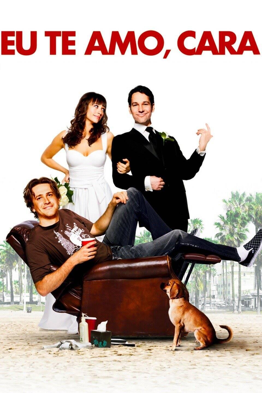 Eu Te Amo, Cara (2009) O astro protagoniza o filme como Peter Klaven e está prestes a se casar. Com o casamento se aproximando, o personagem percebe que não tem nenhum amigo próximo, além do irmão e pai, para serem padrinhos. Logo, ele entra em uma aventura para encontrar o padrinho ideal. O resultado é completamente hilário. (Foto: Reprodução/ Pinterest)