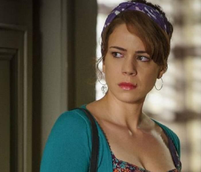 Leandra Leal deu vida a Cristina, a filha perdida do Comendador em