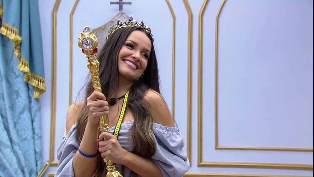 Com a última semana de jogo pegando fogo na casa do Big Brother Brasil, (Foto: Reprodução/Globo)