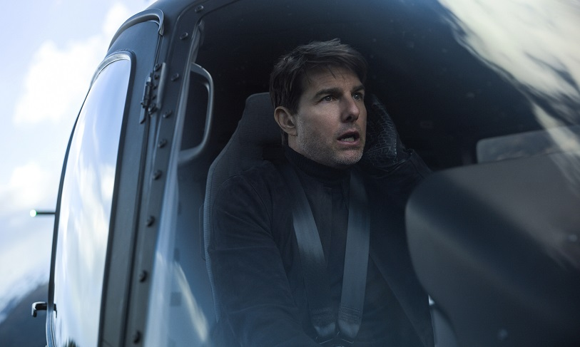 """""""Missão Impossível - Efeito Fallout"""" - Em uma perigosa tarefa para recuperar plutônio roubado, Ethan Hunt salva sua equipe em vez de completar a missão. Com isso, armas nucleares caem nas mãos erradas e, para salvar o mundo, Ethan e sua equipe da IMF são forçados a unir-se com um agente da CIA. (Foto: Divulgação)"""