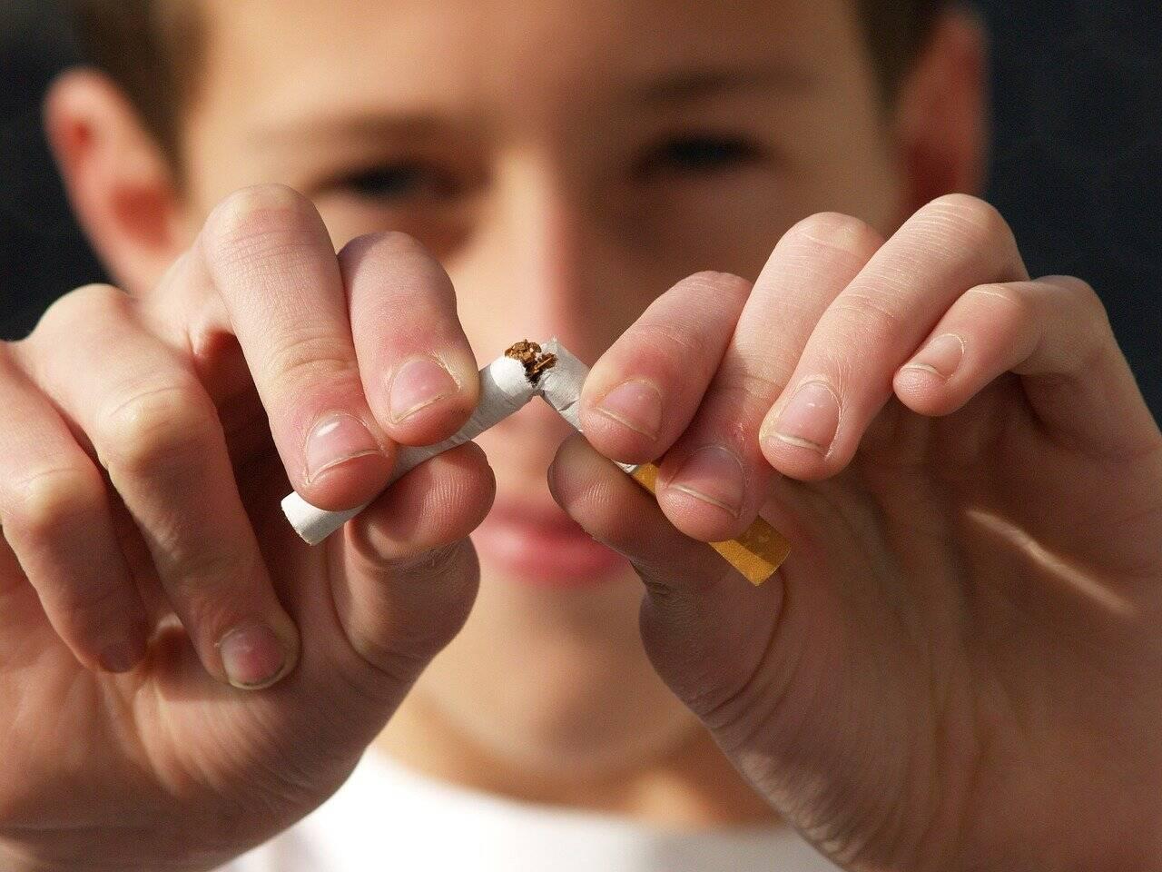 Não fume (Foto: Pixabay)