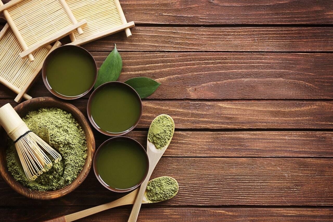 3. Chá verde (Foto: Pexels)