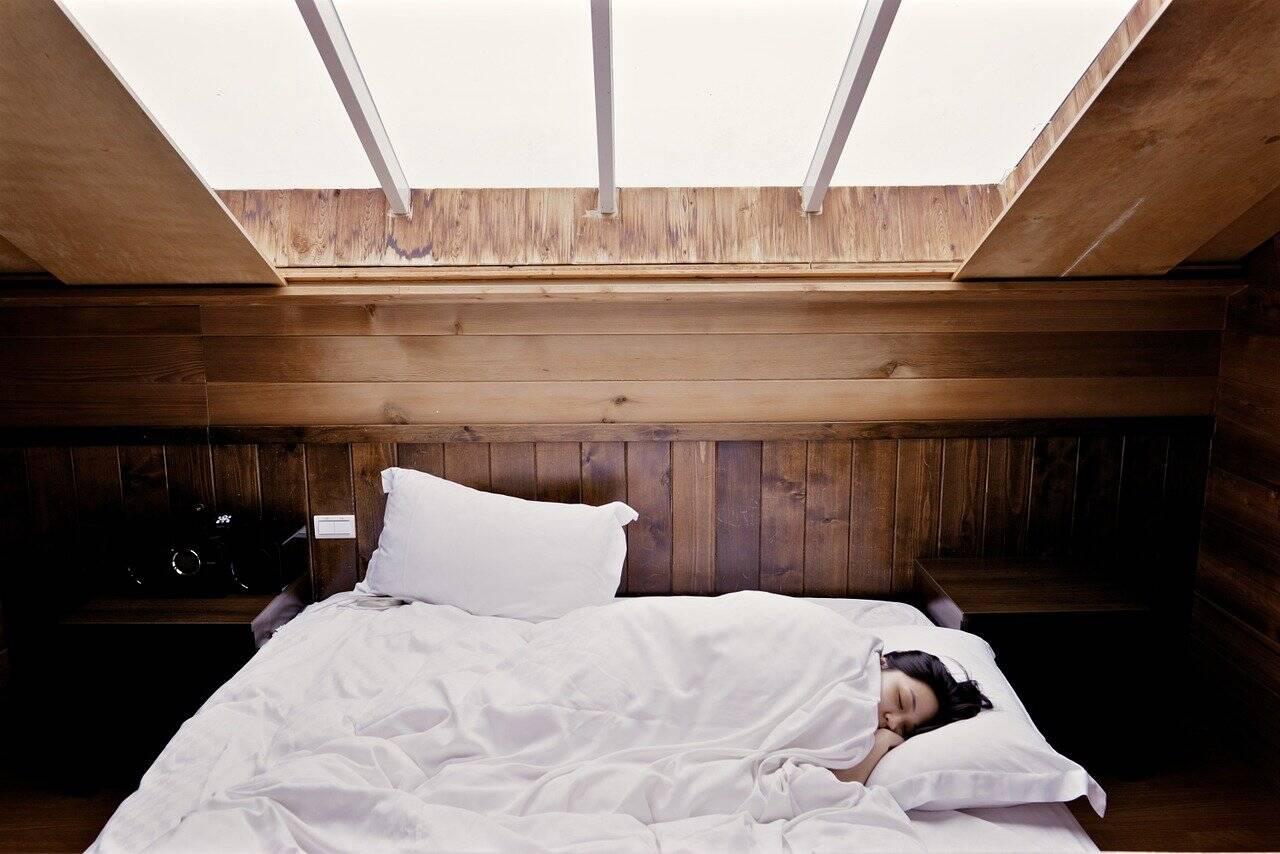 Procure sempre dormir bem (Foto: Pixabay)