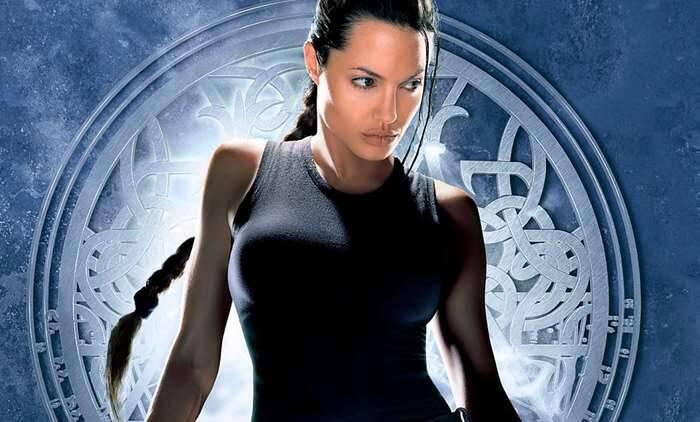 """""""Lara Croft – Tomb Raider"""" - Baseado no jogo de mesmo nome, o filme coloca uma aristocrata inglesa treinada em combates em uma batalha com uma sociedade secreta. (Foto: Divulgação)"""