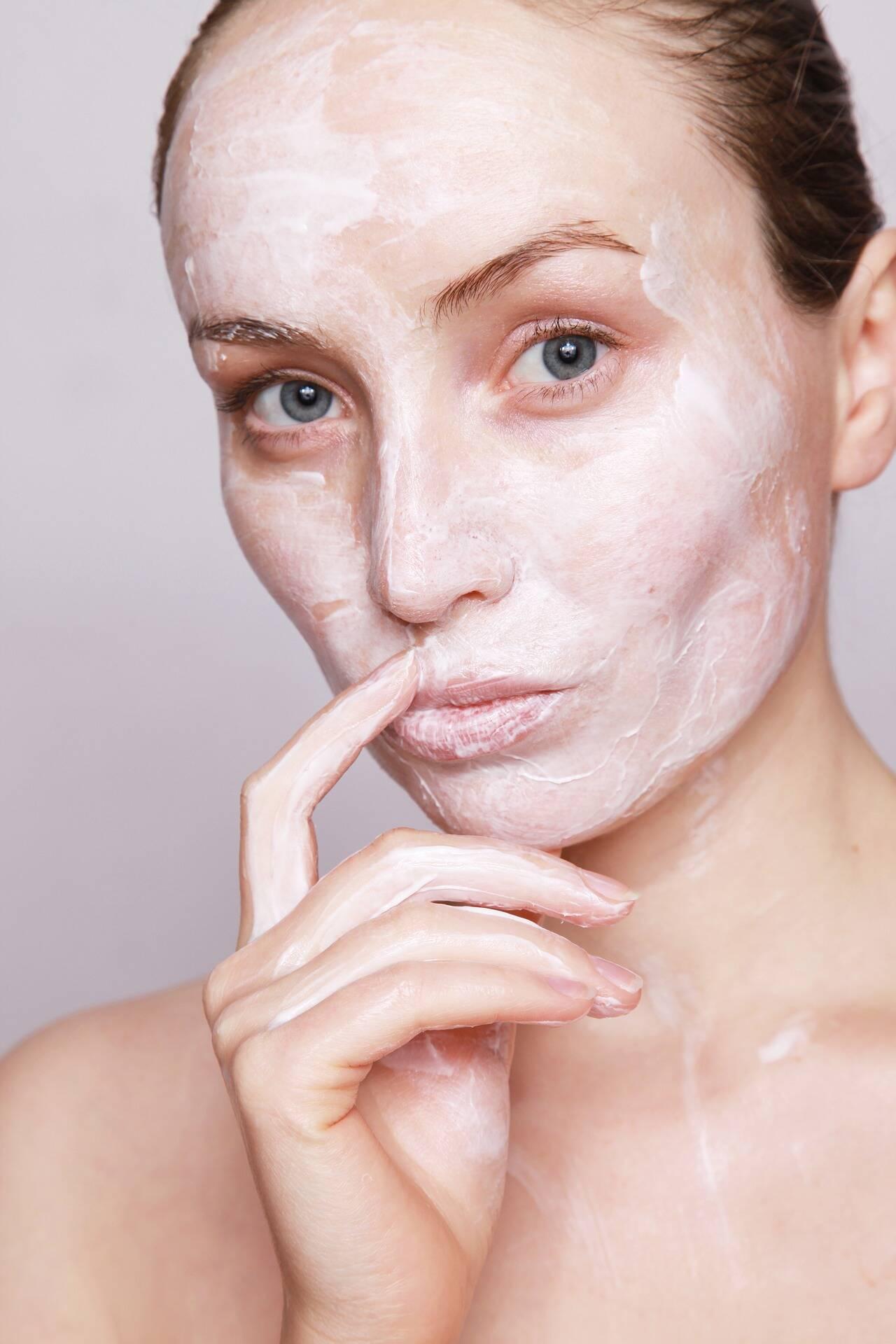 3. Máscara caseira para clarear e melhorar acne (Foto: Pexels)