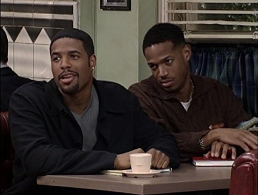 Marlon and Shawn Wayans (Foto: Reprodução/ Pinterest)
