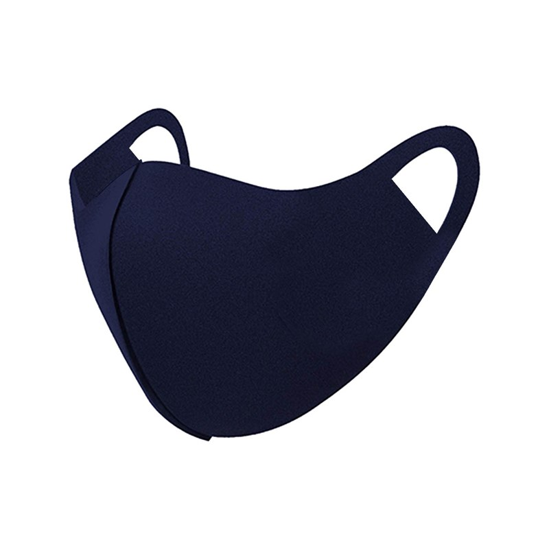 Por fim, está a máscara de tecido, com a filtragem entre 15% e 70% (Foto: Divulgação)