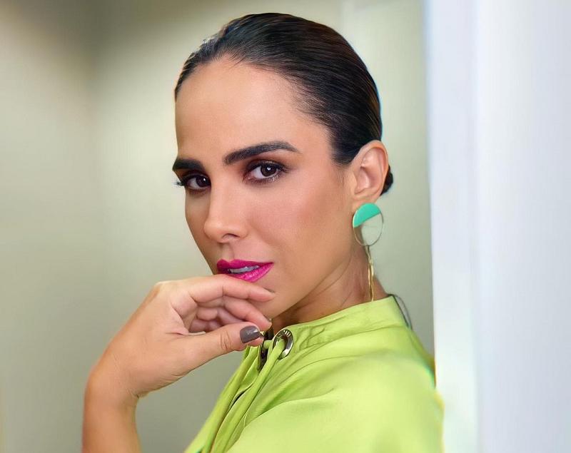 Wanessa Camargo completou 38 anos em dezembro de 2020. (Foto: Instagram)