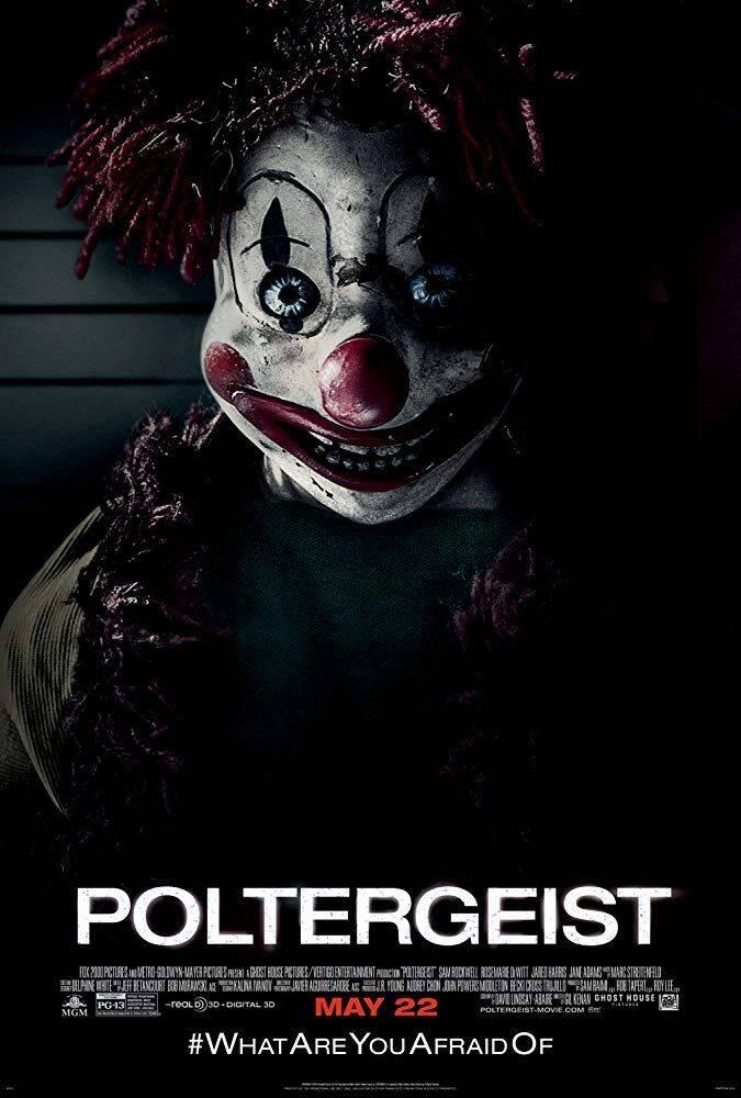 Poltergeist - A irmã de Dominique na história, Heather O'Rourke, de 12 anos de idade, morreu logo após a estreia do terceiro filme. A causa foi um problema no intestino causado por um diagnóstico errado. (Foto: Reprodução/ Pinterest)