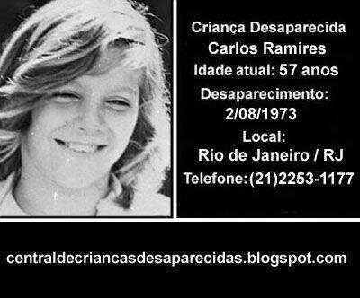 O caso Carlinhos (Foto: Reprodução/ Pinterest)