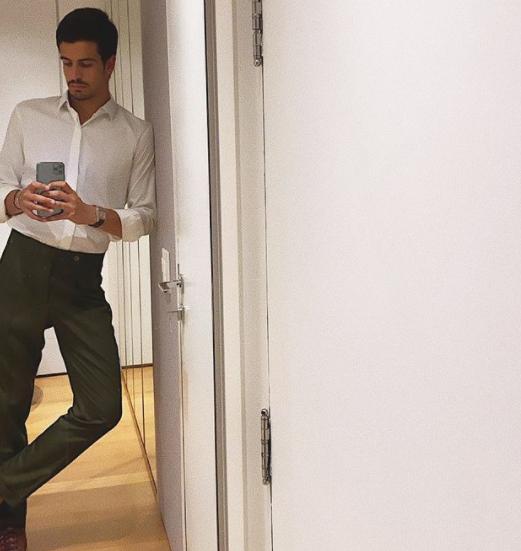 Enzo era um dos solteiros mais cobiçados (Foto: Instagram/ @enzocelulari)