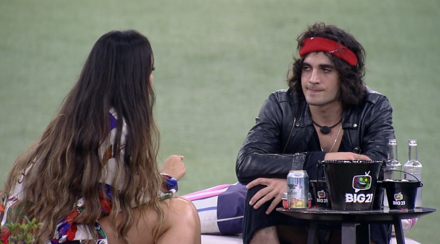 Nesta terça-feira (04) acontece a final do Big Brother Brasil 21. (Foto: Reprodução/ Globo)