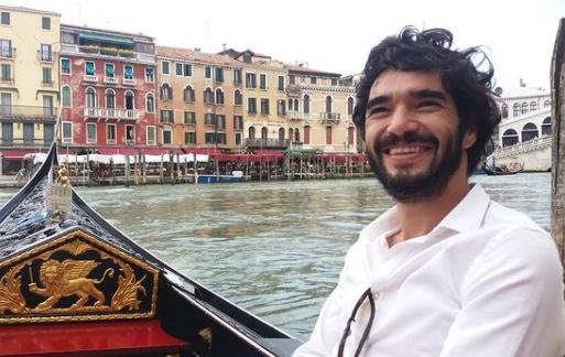 Caio é muito influente (Foto: Instagram/ @caio_blat)