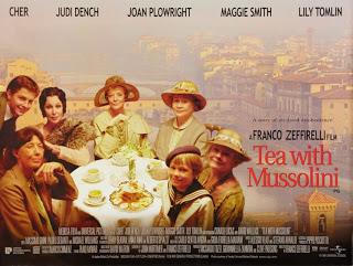 Tè con Mussolini (Foto: Pinterest)