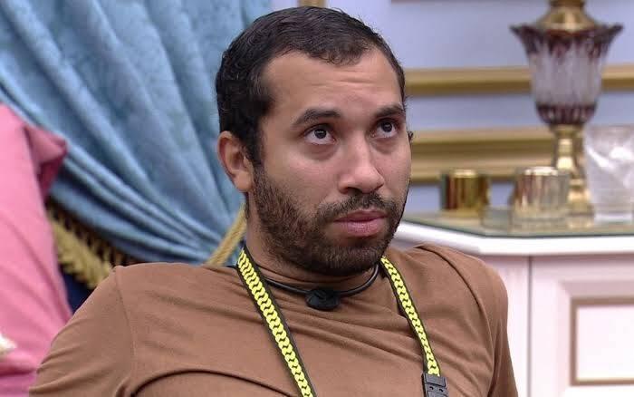 No meio de sua participação no programa, (Foto: Reprodução/ Globo)