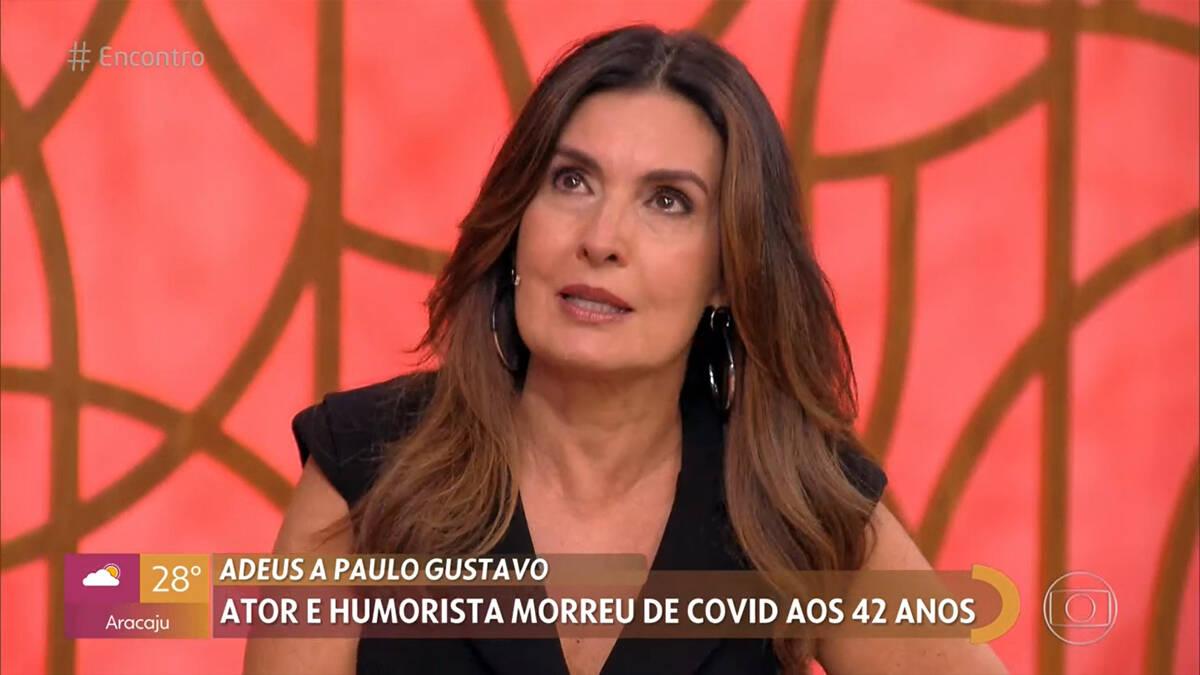que ajudou a produção do programa a (Foto: Reprodução/ Globo)