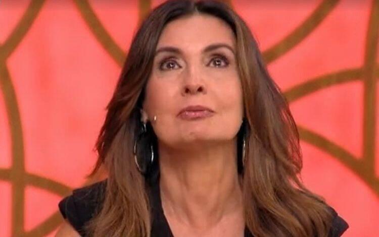 declarou a filha sobre os áudios da apresentadora. (Foto: Reprodução/ Globo)