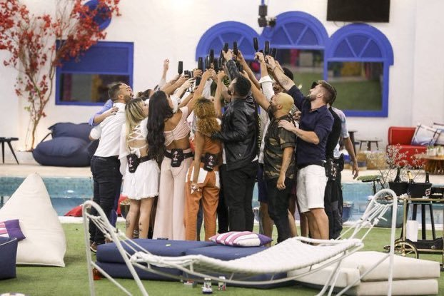 Nesta terça-feira (11) o brother revelou uma surpresa para os fãs do reality (Foto: Reprodução/ Globo)