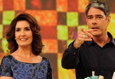 Fátima Bernardes e William Bonner se separaram em 2016 depois de 26 anos, chocando o Brasil inteiro (Foto: Reprodução/ Pinterest)