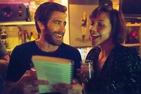 Maggie e Jake Gyllenhaal (Foto: Reprodução/ Pinterest)