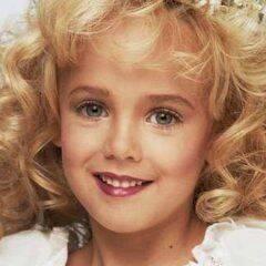 O assassinato da menina JonBenét Ramsey (Foto: Reprodução/ Pinterest)