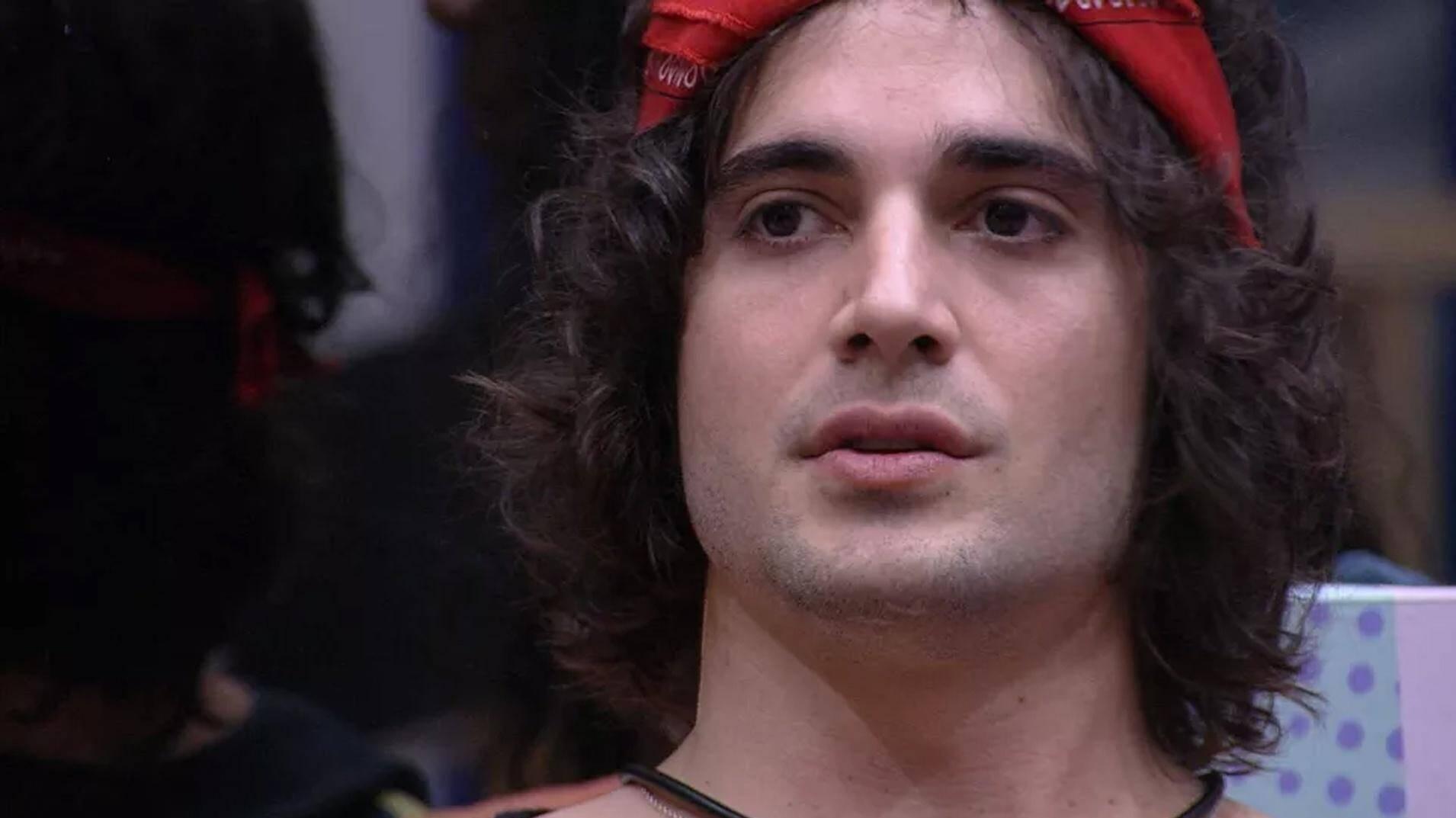 Fiuk comemorou o recado recebido (Foto: Reprodução/Globo)