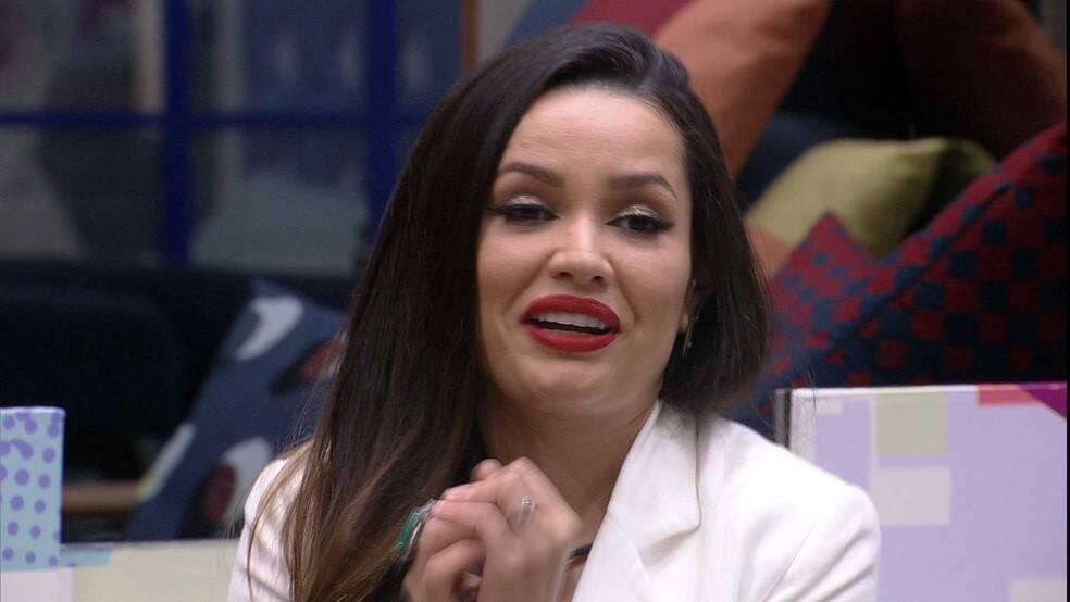Juliette defendeu que a sua jornada foi turbulenta mas honesta (Foto: Reprodução/Globo)