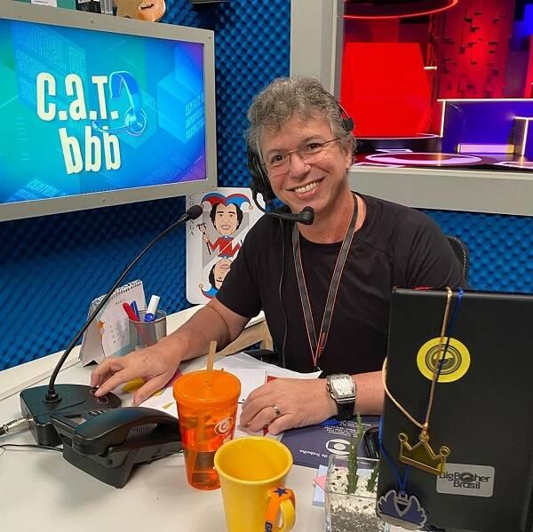 E ganhou homenagens de fãs, famosos e até de Boninho, o 'big boss' (Foto: Reprodução/ Globo)