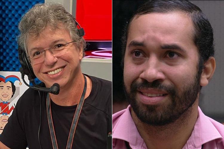 Gilberto Nogueira ficou em quarto lugar no BBB 21. (Foto: Reprodução/ Globo)
