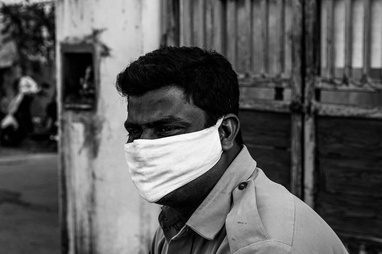 Na Índia, foram confirmados 267 mil novos casos da infecção em um único dia (Foto: Pixabay)