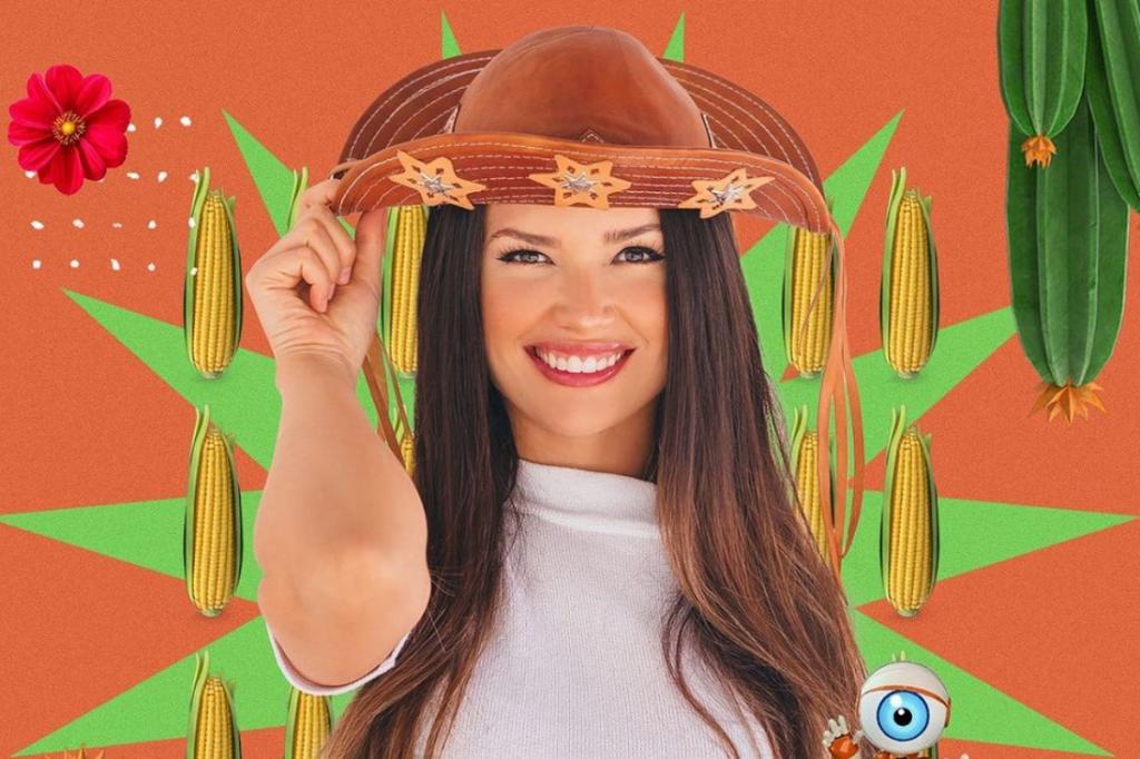 """Juliette virou personagem em um quadrinho especial da """"Turma da Mônica"""" (Foto: Instagram)"""