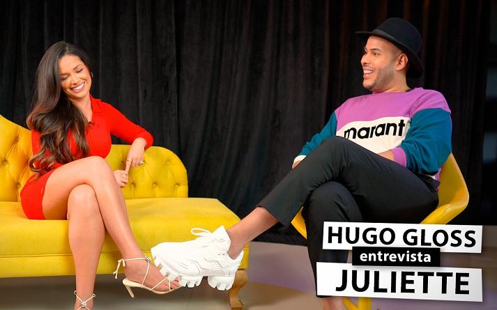 A paraibana abriu o jogo sobre o assunto em entrevista ao influenciador Hugo Gloss. (Foto: YouTube)