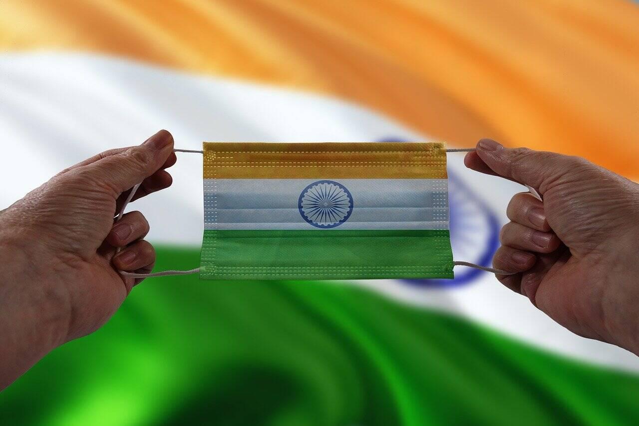 A Índia bateu o recorde de mortos pela Covid-19 em 24 horas (Foto: Pixabay)