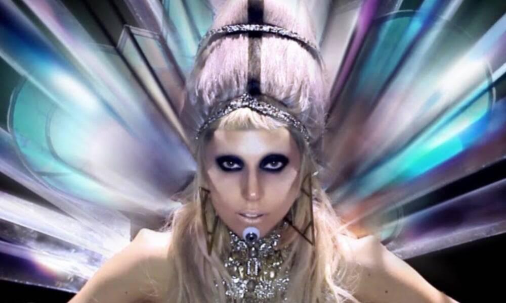 Born This Way – Lady Gaga (Foto: Reprodução/ YouTube)