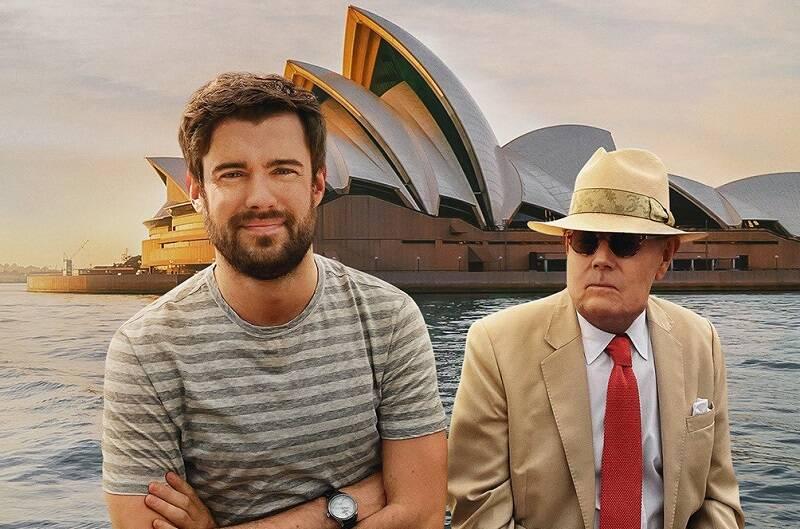 """""""Travels with my Father"""" - A série documental acompanha o humorista Jack Whitehall e as viagens com seu pai para lugares inusitados. (Foto: Divulgação)"""