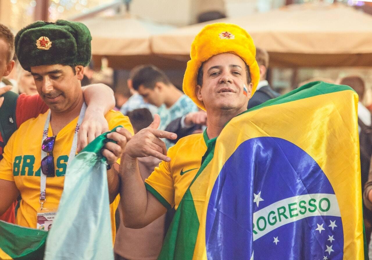 No entanto, muitos deles não são brasileiros. (Foto: Pexels)