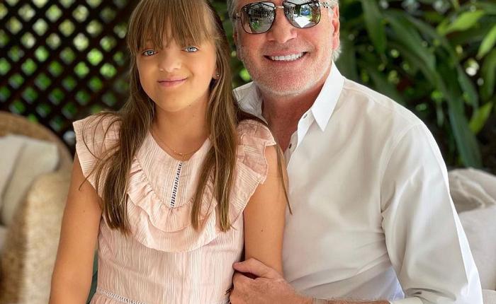 """O empresário elogiou o carinho de Rafa com a irmã: """"Que mensagem e que vídeo lindos filha. Te amo demais!"""". (Foto: Instagram)"""