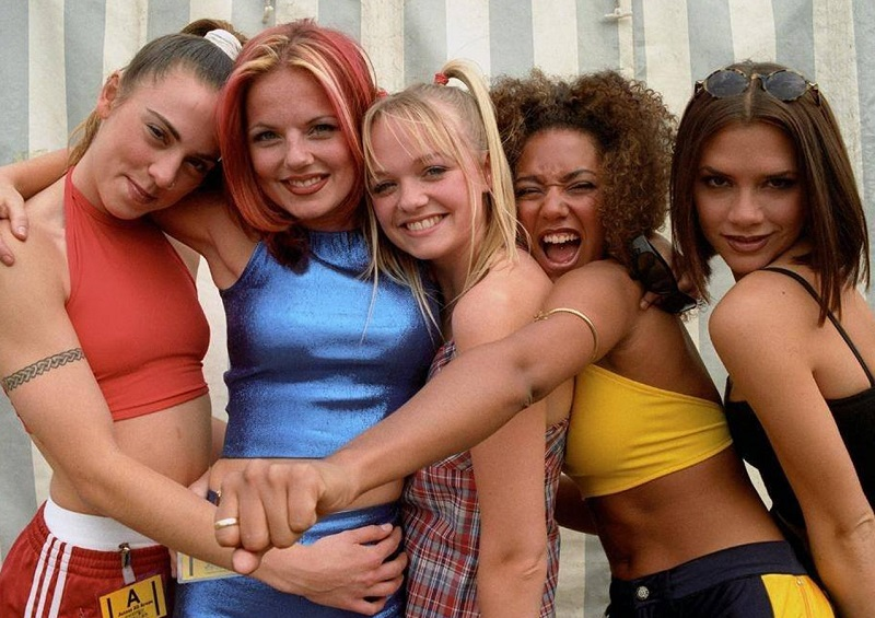 Segundo o tabloide The Sun, as Spice Girls estariam planejando uma grande novidade para 2022! (Foto: Divulgação)