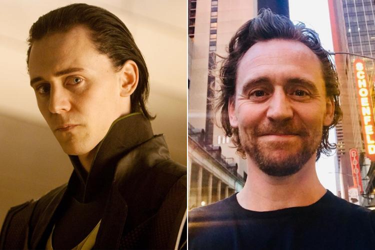Tom Hiddleston é o intérprete de Loki, o Deus da Trapaça, filho adotivo de Odin e Frigga que foi criado como irmão de Thor. (Foto: Divulgação)